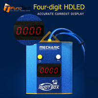 MECHANIC iBoot Box Power supply cable repair boot line motherboard repair for iPhone Android Mobile phone power supply test line|Phone Repair Tool Sets| |  -