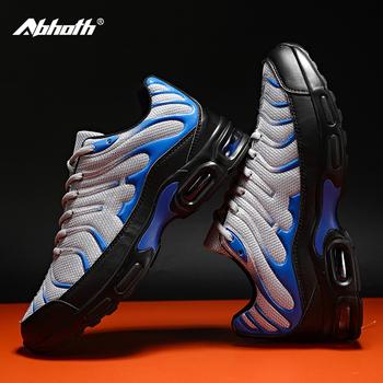 Abhoth obuwie oddychające buty męskie siatkowe trampki sportowe męskie męskie buty antypoślizgowe odporne na zużycie sznurowane lekkie buty tanie i dobre opinie Siateczka (przepuszczająca powietrze) podstawowe CN (pochodzenie) Na wiosnę jesień Buty casualowe RUBBER Dobrze pasuje do rozmiaru wybierz swój normalny rozmiar