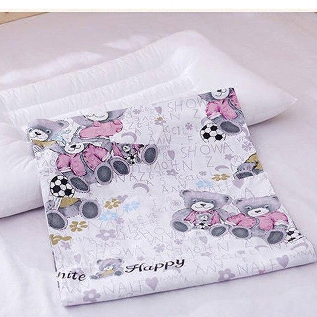 Kids Cartoon Printed Cotton Pillow 5