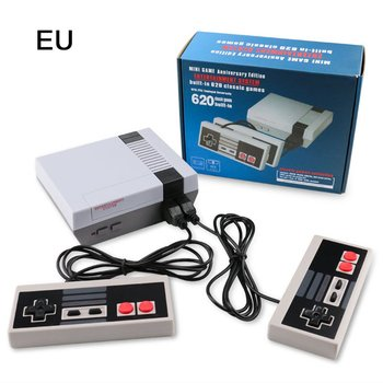 Retro Family NES Video Mini Console With 620 Games Classic Game Console Home Tv Game Machine Card Hd 821 620 with 1 недорого