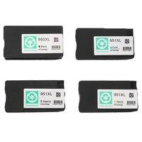 Неoem 1 полный комплект совместимый hp 950XL 951XL чернильный картридж набор для hp Jet Pro 8100 8600 8610 8615 офис