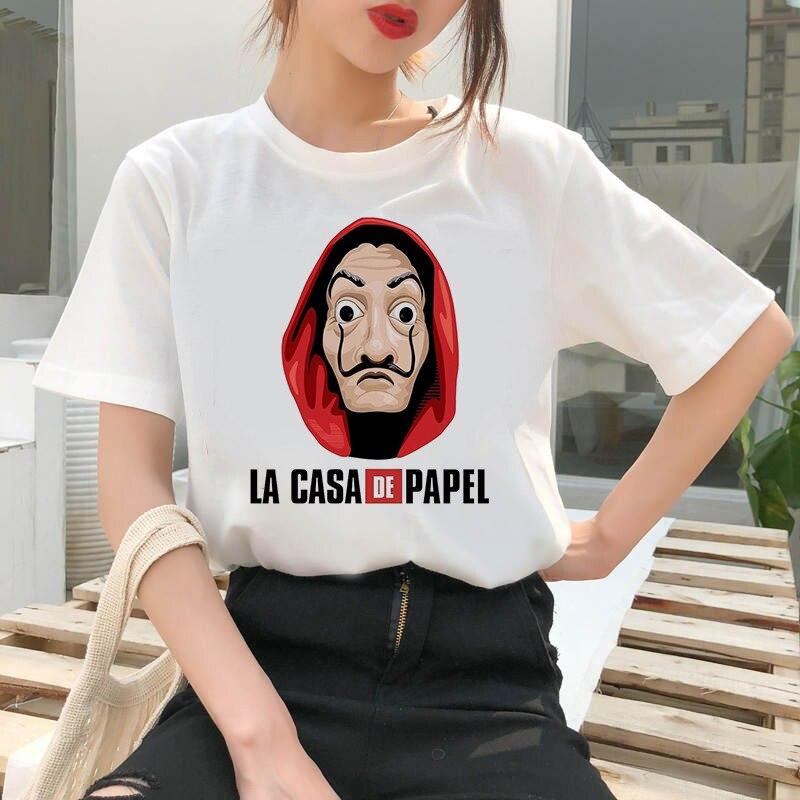Купить новые деньги футболка для женщин в интернет магазине la casa