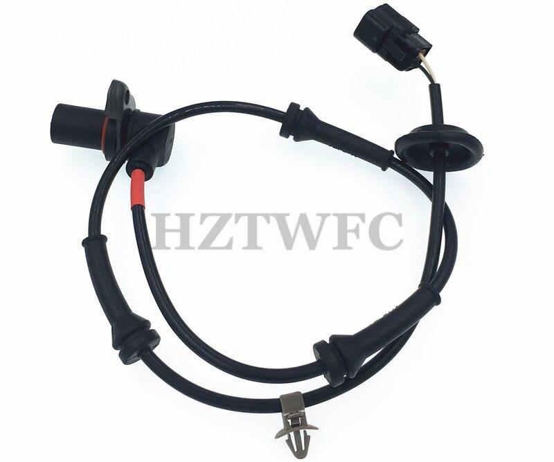 Free Shipping Front Right Abs Wheel Speed Sensor 96473222 For Chevrolet Aveo Kalos Aveo5 Pontiac G3 For Daewoo Kalos Fine Quality