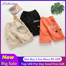 Shorts Panties Clothing Toddler Teens Boys Summer Cotton Casual for Children