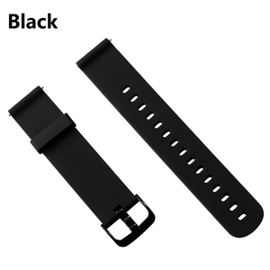 Image 5 - BOORUI Silicone Strap for huami  Amazfit Bip  PACE Lite Smartwatch Bracelet Smart Watch Accessories  with fashional colors