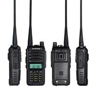 """מכשיר הקשר 2020 Baofeng A58S Tri-Band 8W מכשיר הקשר 3800mAh נייד CB Ham Radio 10 ק""""מ FM משדר לשדרג UV-82hp שני הדרך רדיו UV82 (3)"""
