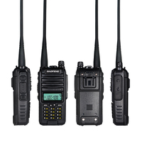 "baofeng uv 2020 Baofeng A58S Tri-Band 8W מכשיר הקשר 3800mAh נייד CB Ham Radio 10 ק""מ FM משדר לשדרג UV-82hp שני הדרך רדיו UV82 (3)"