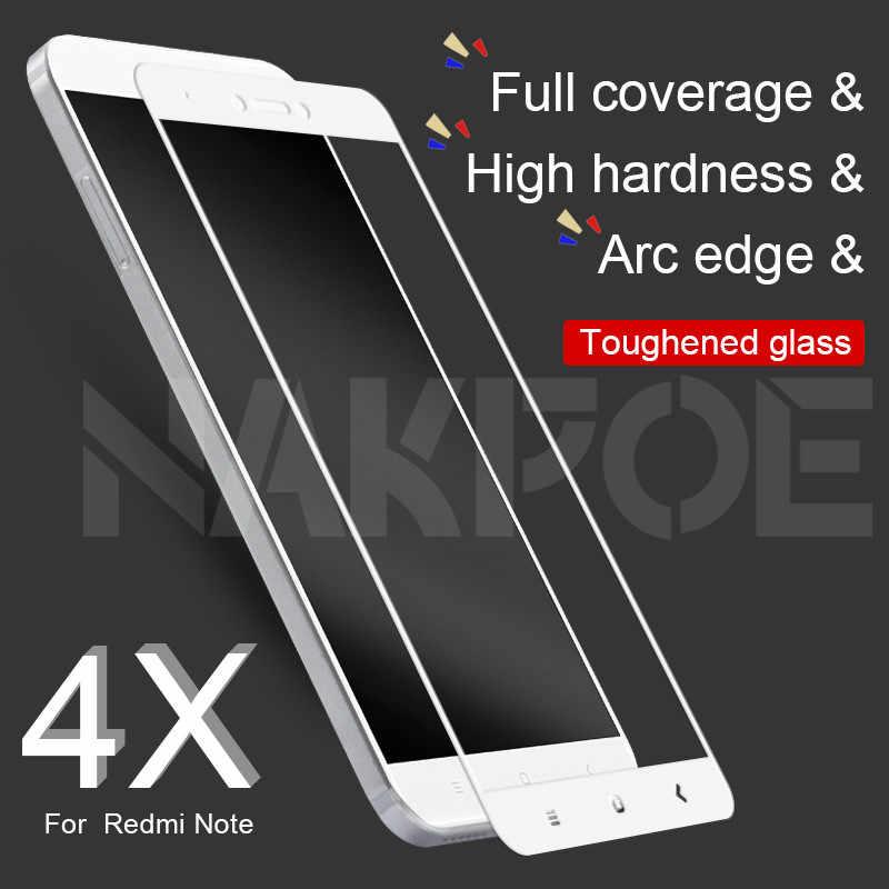 9D الزجاج المقسى على ل شاومي Redmi نوت 4 4X5 5A برو واقي للشاشة ل Redmi 5 زائد S2 4X 5A زجاج واقي فيلم