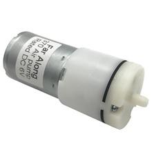 Мини 3 в до 6 в воздушный насос увеличивает кислородный насос использовать для аквариума насос сфигмоманометр и т. Д