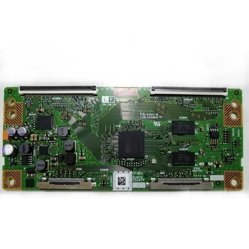 Yqwsyxl Original TCON Logic Board CPWBX RUNTK 5348TP ZA ZZ ZB ZC ZE LCD Controller TCON Logic Board For Sony  KDL-60R550A