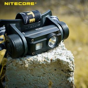 Image 5 - 2020 NITECORE HC65 + 18650 Rechargeable Battery Torches 1000 Lumens U2 3xLEDs Flashlight Waterproof Camping Travel Free Shipping