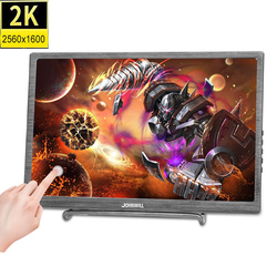 10.1 inch 2K Type C HD touch screen Portable monitor pc IPS Tablet LCD Display HDMI USB 15.6 inch 1080P computer gaming monitor