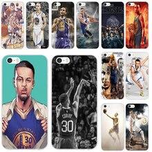 Basketball Star Stephen Curry Soft TPU Phone Case Cover Coque Funda for