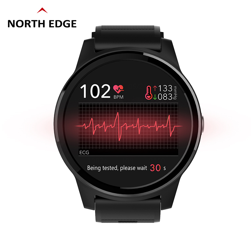 Smart Watch Android IOS Buletooth relogio Heart Rate Monitor Blood Pressure Watch Bracelet reloj actividad The Mens' Watches Led