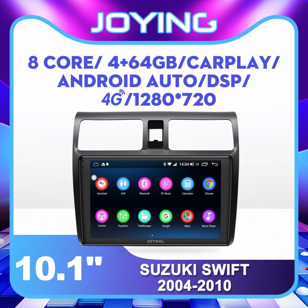 Android car head unit GPS stereo for <font><b>Suzuki</b></font> <font><b>Swift</b></font> <font><b>2005</b></font> 2006 2007 2008 2009 2010 car multimedia player audio DSP WiFi car radio image
