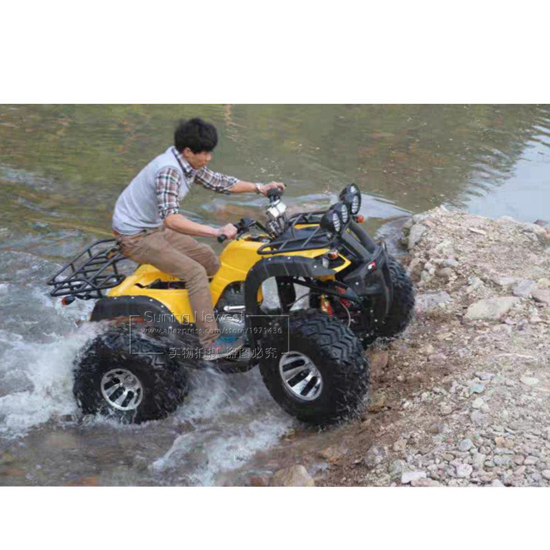 Waterpark Water Sport Racing Bicycle Gas Powered Farm ATV 4 Wheels Moto Snow Buggy Gasoline Motorcycle Mini Quad Bike