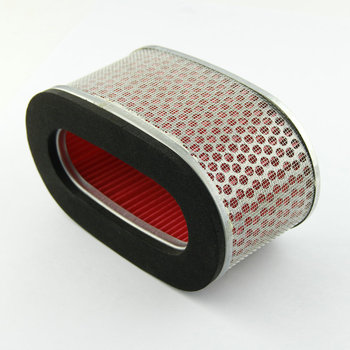 Air Filter Intake Air Cleaner Element For Honda VT750C AC VT750 SHADOW750 1998 1999 2000 - 2007 VT400 SHADOW 400 17213-MBA-010 image