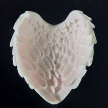 Free shipping Modelling of the The angel wings soap mold Handmade soap mold silicone soap mold High quality Modelling mould