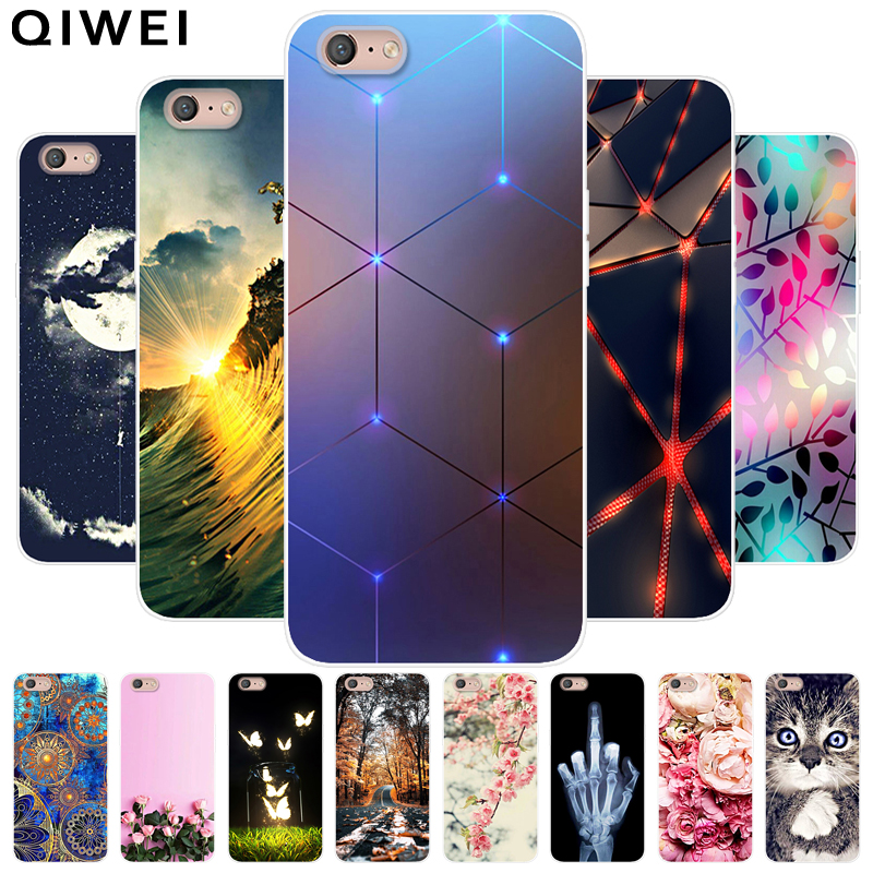 For ZTE Nubia M2 Case clear slim Cute Soft TPU Back Cover For Nubia M2 Lite M 2 M2Lite silicon Phone Cases Z17 Mini Z 17 Z17Mini(China)