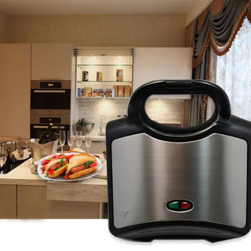 220V Electric Waffle Maker For Sausage To Make Crispy French Fries Hot Dog And Lolly Stick 4