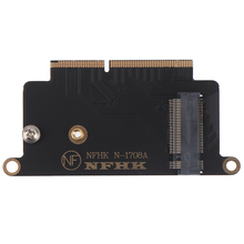 "1PC NVMe M.2 NGFF SSD מתאם עבור 2016 2017 13 ""MacBook Pro A1708 מתאם כרטיס עבור Apple Macbook 1708 מחשב נייד"