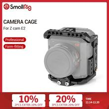 SmallRig Cage for Z cam E2 Camera Cage With Top Plate/Bottom Plate/Side Plate/Lens Support/USB/HDMI Cable Clamp Cage Kit  2264