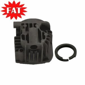 Image 4 - Luchtvering Compressor Cilinderkop & Zuiger Ring Voor Audi Q7 Touareg Voor Cayenne Luchtpomp Reparatie Kit 4L0698007 7L0698007