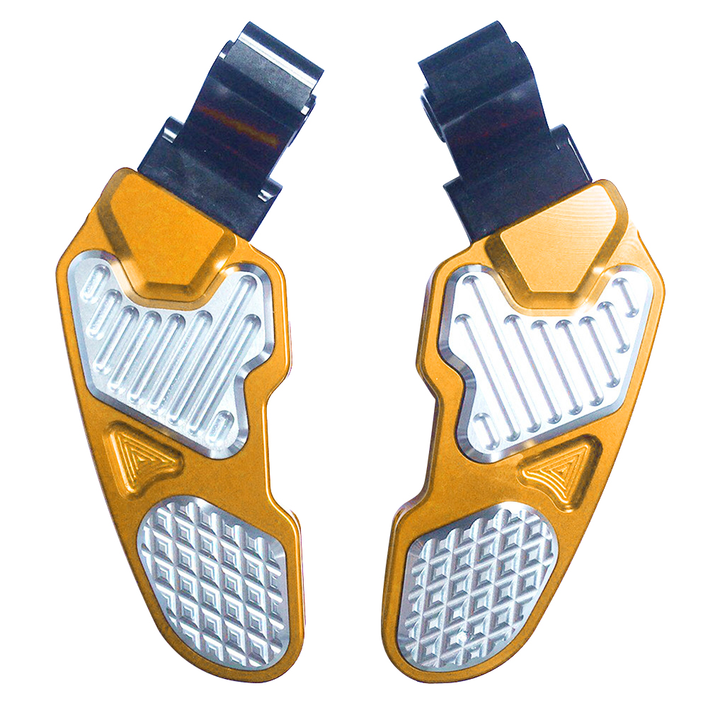 Motorcycle Aluminum Alloy Rear Pedal for PCX125 150