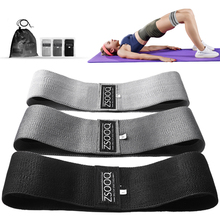Crossfit Booty Resistance Bands Fitness Fabric Loop Band Training Strength Rubber Bands Workout Sport Home Gym Yoga Expander
