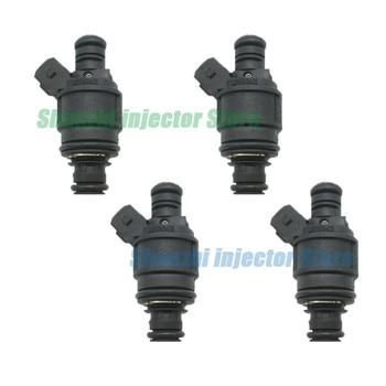 4pcs MJY100620 FJ863 fuel injector for LAND ROVER FREELANDER 2002~2003 2.5L V6