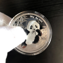2020 Panda Coin , 30 g , NEW UNC Collectibles, China 10 Yuan , Real Silver Commemorative Coin, Gift for New Year