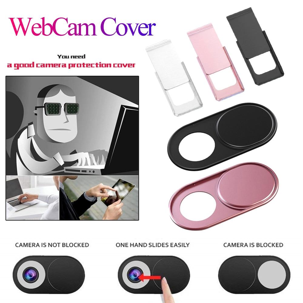 Metal Webcam Cover Camera Slider Shutter Privacy Protect for Laptop Tablet