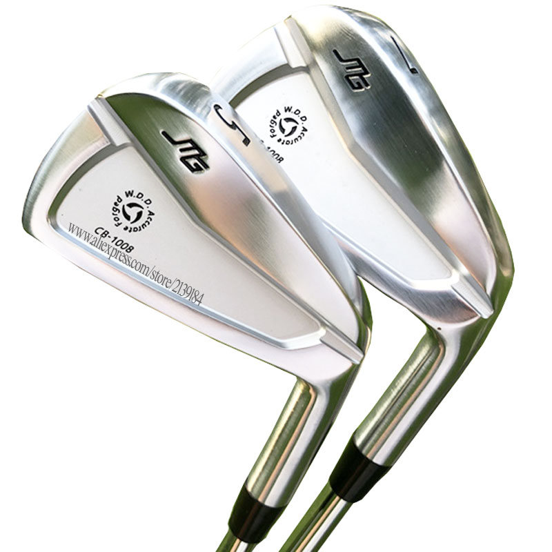 New Men Golf Clubs MiURA MG Golf irons 4-9P Clubs irons Set and Golf Graphite shaft R or S shaft Cooyute Free shipping