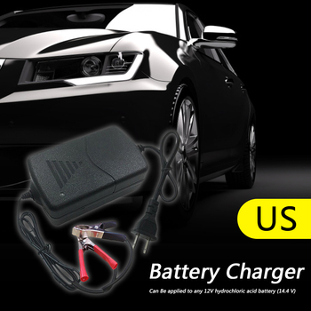 12V 1A Battery Chargers Car Motorcycle Easily Installation Personal Car Elements for VRLA SLA Sealed Lead Acid Battery​