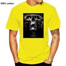 T-shirt manica corta Annihilation da uomo Sullen abbigliamento nero t-shirt tatuata Appa t-shirt grafica personalizzata