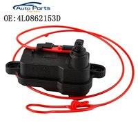 Novo motor do atuador de bloqueio da porta da aleta do enchimento combustível para audi a1 a3 a3 sportback a6 c7 a6 avant a7 q3 q7 4l0862153d