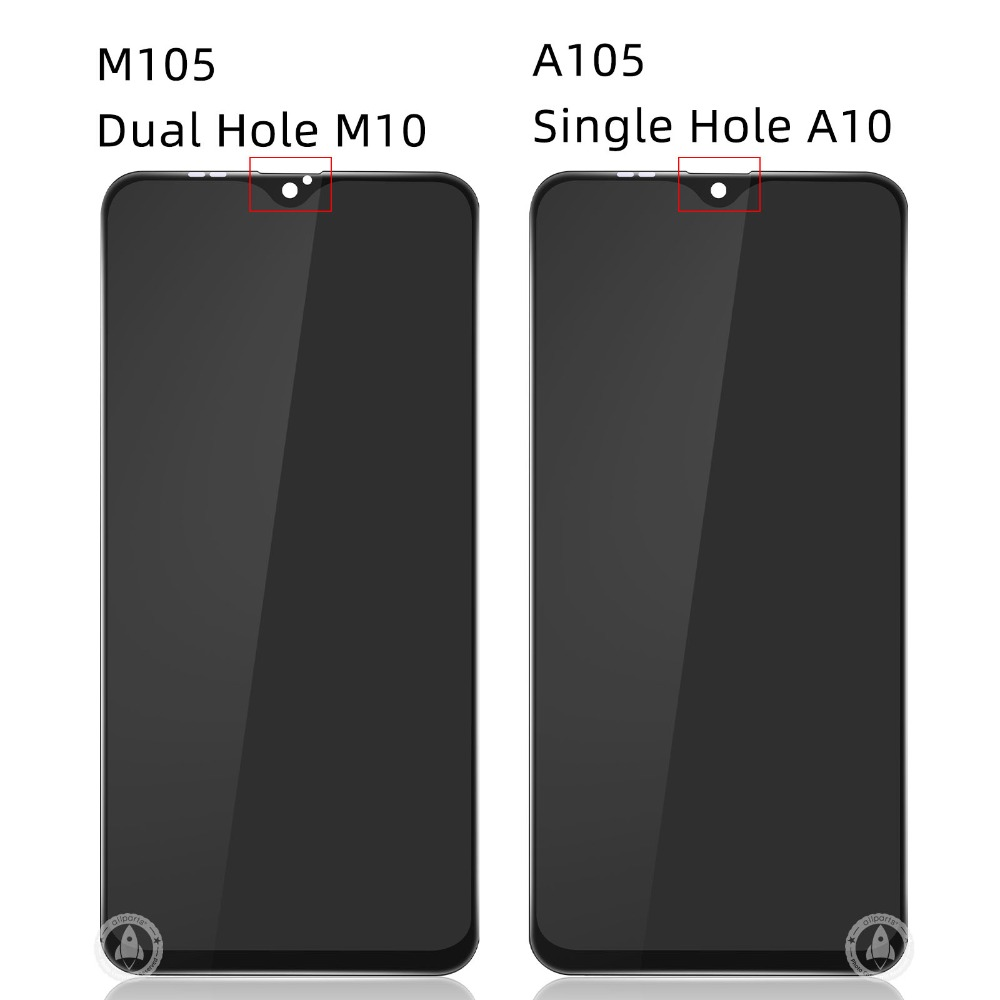 H470eb886d20e4150ab111a31ff997705t Original LCD For SAMSUNG A10 LCD Display Touch Screen Digitizer Replacement For Samsung Galaxy A10 M10 LCD A105 A105/DS M105