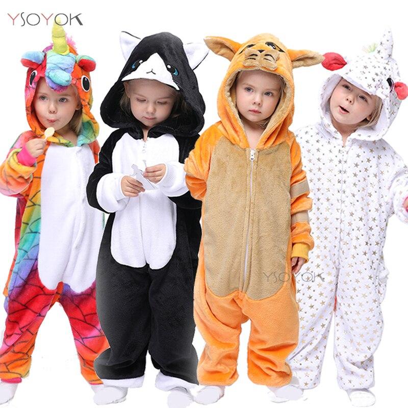 Pijama Kigurumi, unicornio para niños, pijamas para niñas, ropa de dormir para niños, Animal, León, ciervo, mono, mono para niños 1 unidad, 30/40/60/80 CM, lindos juguetes de peluche de león marino, encantador sello de Animal marino, almohada novedosa 3D, regalo de cumpleaños para niños y bebés