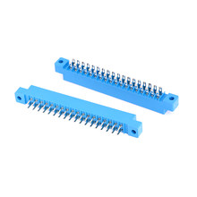 1PC 36 P Card Edge Connector 2X18 Pin 36 Pin Goldสล็อตแผงPCB Solder Socket Harness(China)