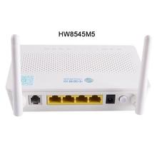 20 pièces/lot nouveau gpon onu 1 potes 1ge 3fe usb WiFi fibre ont HG8545m Gpon 1ge onu sans adaptateur secteur