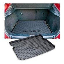 For Mazda Cx-30 Cx30 Cx 30 Car Rear Trunk Mats Floor Trunk Mats Boot Liner Luggage Tray Cargo Protective 2019 2020 стоимость