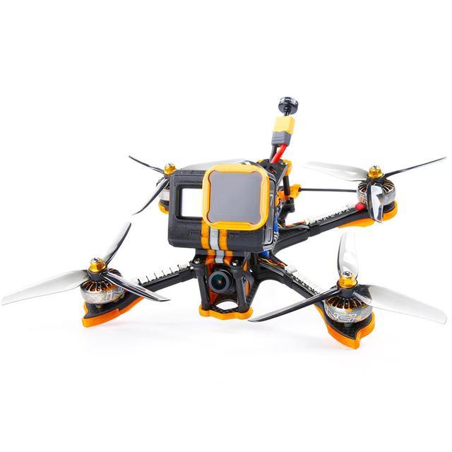 IFlight Cidora SL5 215mm 5 pollici 4s 6S FPV Drone BNF con motore XING CAMO 2306/Caddx Ratel Camera/Nazgul 5140 Prop per parte FPV