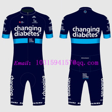 team novo nordisk 2019 Pro Team Summer cycling jersey Bule suit Breathable maillot MTB Ropa Millot Quick Dry Bike Shirt