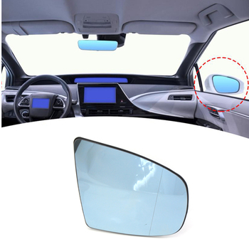 New Right Side Rearview Mirror with Heated Function 51167174982 Replacement for E70 x5 x6 E71 E72 2008-2013 image