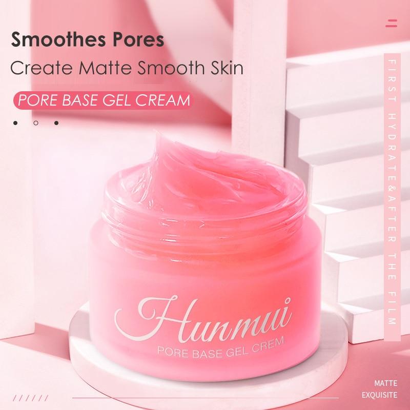 New Pore Base Gel Cream Invisible Pore Face Primer Makeup Matte Base Make Up Oil-control Smooth Fine Lines Pore Cream Cosmetics 8