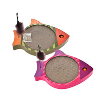 funny-fish-shaped-cat-scratch-board-pad-teasing-cat-pole-with-cat-grass-pet-corrugated-safe-card-board-scratcher-toy-1-pc