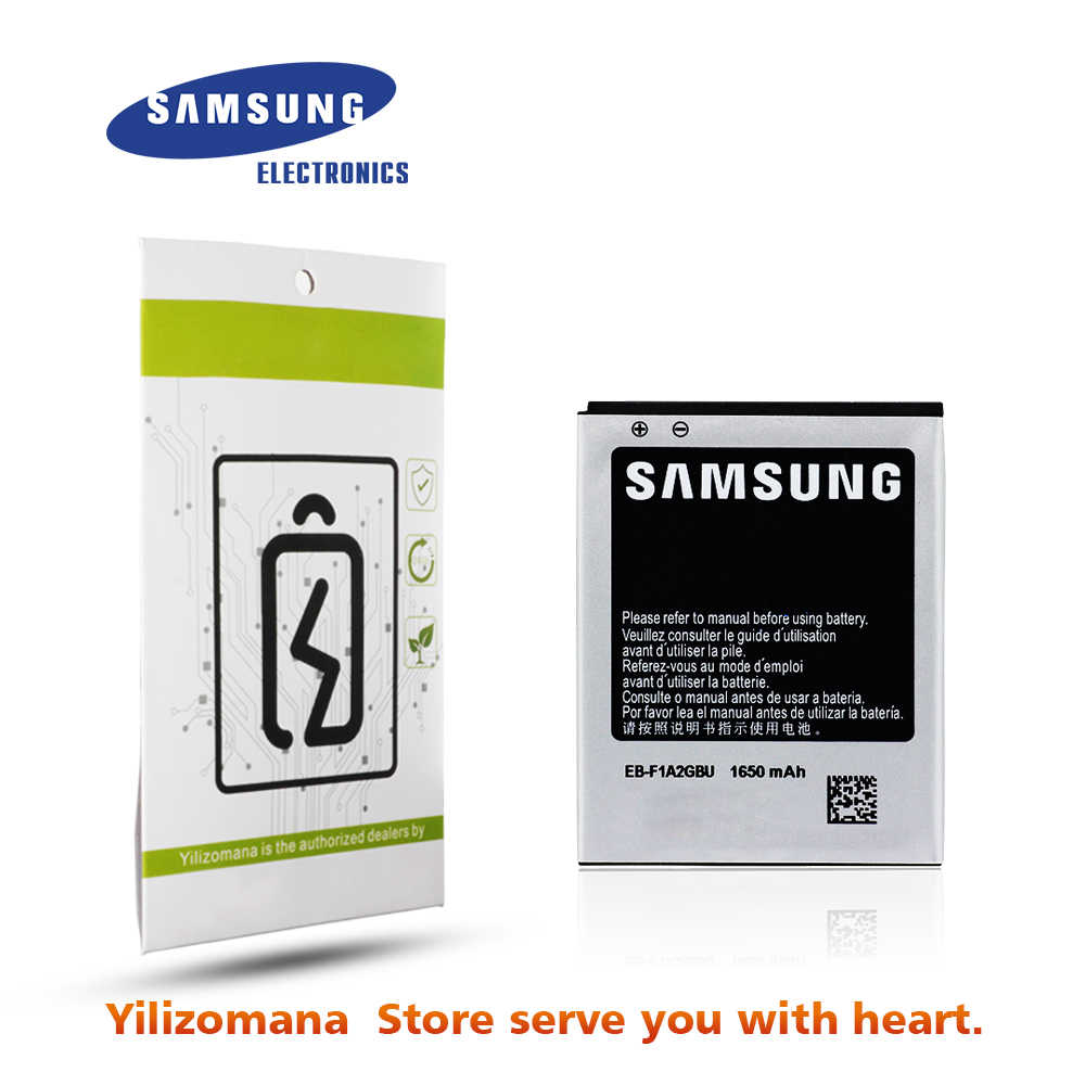 eb-f1a2gbu 1650mah gt-i9105p Batería original para Samsung Galaxy SII s2 Plus