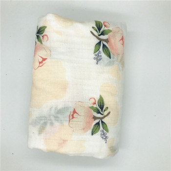 Baby Blanket Kids Cotton Baby Muslin Swaddle Blanket Quality Better Than Aden Anais Baby Bath Towel Cotton Blanket Infant Wrap fox muslin quilt four layer bamboo baby muslin blanket muslin tree swaddle better than aden anais baby blanket infant wrap