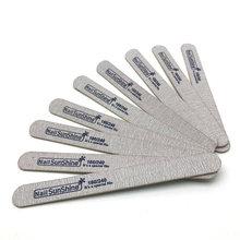 Пилочка для ногтей деревянная 180/240 50 шт