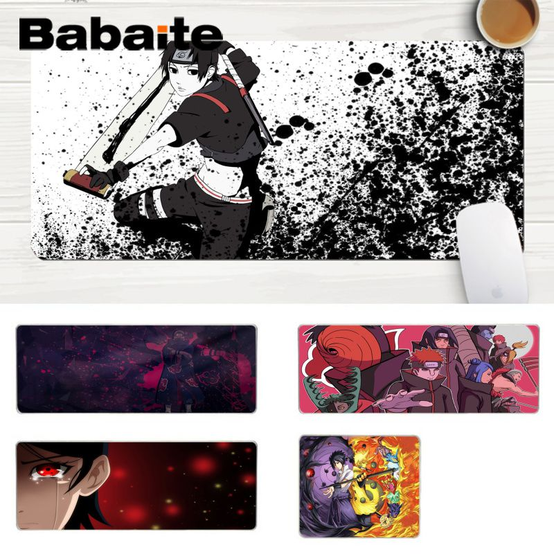Naruto Hyuga Hinata Anime Girl Mouse Pad Large Keyboard Desk Mat Gaming Play Mat